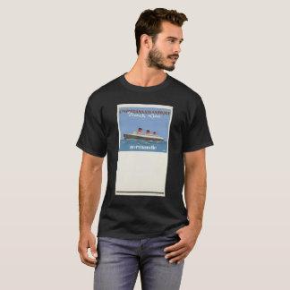 NORMANDIE vintage picture. T-Shirt