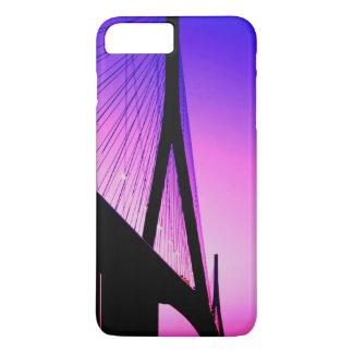 Normandy Bridge, Le Havre, France iPhone 7 Plus Case