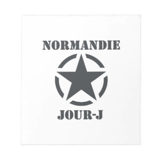 Normandy Day-J Memo Pads