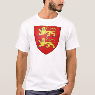 Normandy (France) Coat of Arms T-Shirt