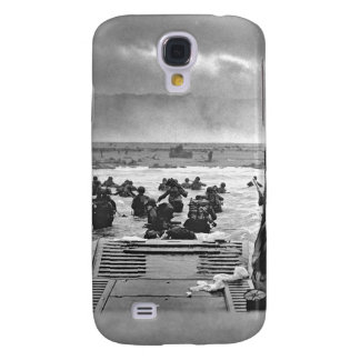 Normandy Invasion at D-Day - 1944 Galaxy S4 Cover