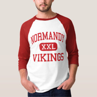 Normandy - Vikings - Middle - Normandy Missouri T-Shirt