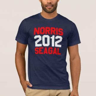 Norris, Seagal, 2012 T-Shirt