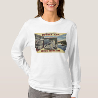 Norris, Tennessee - Greetings From Norris Dam T-Shirt