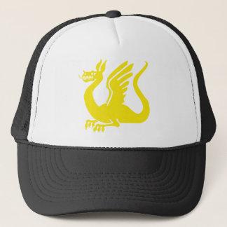 Norse dargon trucker hat