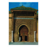 North Africa, Meknes, mosque, Tanger Posters