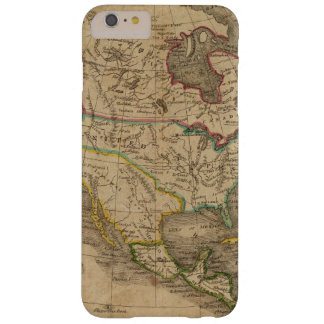 North America 14 Barely There iPhone 6 Plus Case