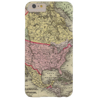North America 18 Barely There iPhone 6 Plus Case