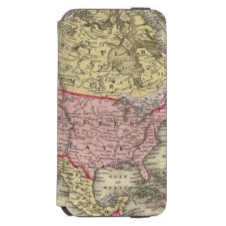 North America 18 Incipio Watson™ iPhone 6 Wallet Case