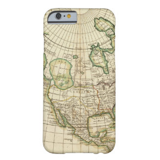 North America 21 Barely There iPhone 6 Case