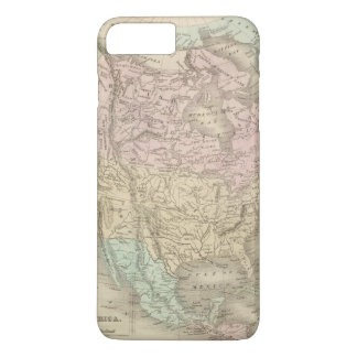 North America 25 iPhone 7 Plus Case