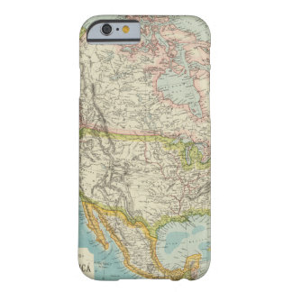 North America 34 Barely There iPhone 6 Case