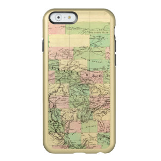 North America Assembly Map Incipio Feather® Shine iPhone 6 Case