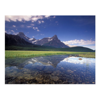 North America, Canada, Alberta, Banff National 3 Postcard