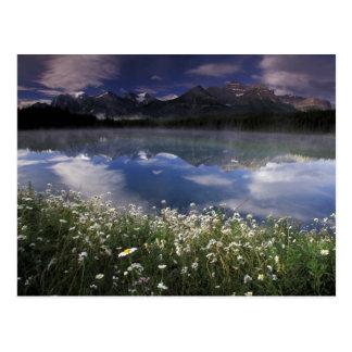 North America, Canada, Alberta, Banff National Postcard