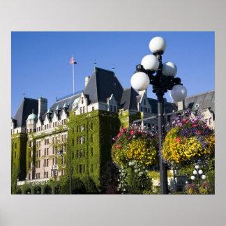 North America, Canada, British Columbia, 5 Poster