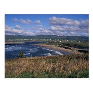 North America, Canada, Nova Scotia, Cape Breton, Postcard