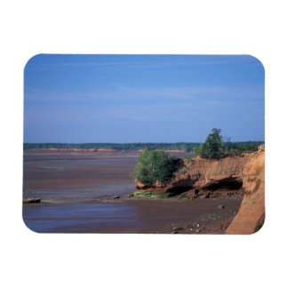 North America, Canada, Nova Scotia, Economy, Bay Rectangular Photo Magnet