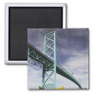North America, CANADA, Ontario, Windsor: The Square Magnet