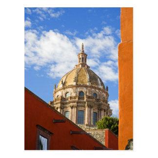 North America, Mexico, Guanajuato state, San 2 Postcard