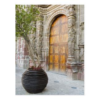 North America, Mexico, Guanajuato state, San 3 Postcard