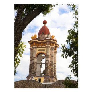North America, Mexico, Guanajuato state, San 5 Postcard