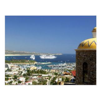 North America, Mexico, State of Baja California 2 Postcard