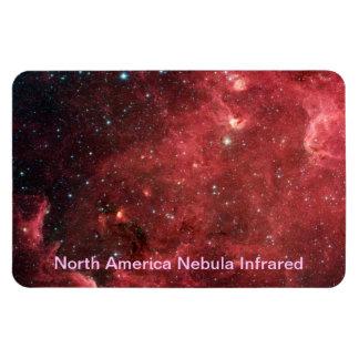North America Nebula Infrared Magnet