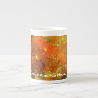 North America Nebula Tea Cup