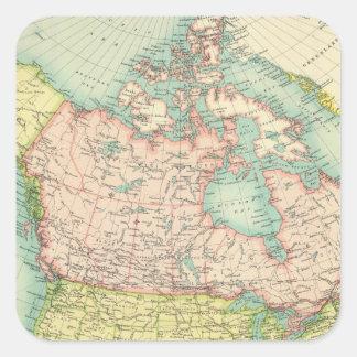 North America political Stickers