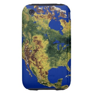 North America Tough iPhone 3 Covers