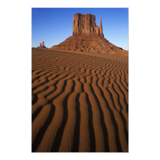 North America, U.S.A., Utah, Monument Valley, 2 Photo Print
