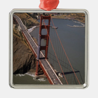 North America, USA, California, San Francisco, Metal Ornament