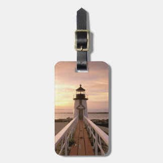 North America, USA, Massachusetts, Nantucket 4 Luggage Tag