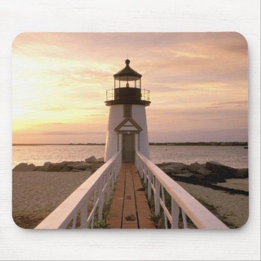 North America, USA, Massachusetts, Nantucket 4 Mouse Pad