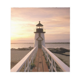 North America, USA, Massachusetts, Nantucket 4 Notepad