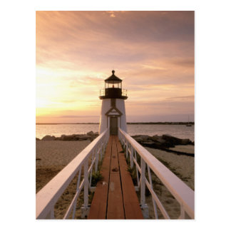 North America, USA, Massachusetts, Nantucket 4 Postcard