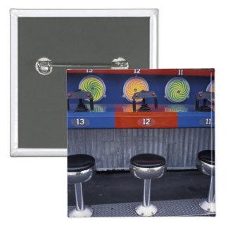 North America, USA, Missouri, St. Louis, Six 15 Cm Square Badge