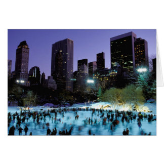 North America, USA, New York, New York City. 9 Card