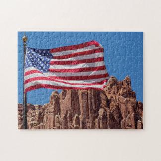 North America, USA, Utah, Torrey, Capitol Reef Jigsaw Puzzles