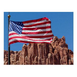 North America, USA, Utah, Torrey, Capitol Reef Postcard