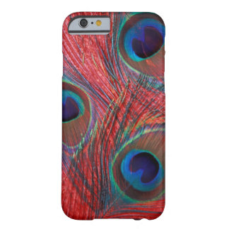 North America, USA, WA, Redmond, Peacock Barely There iPhone 6 Case