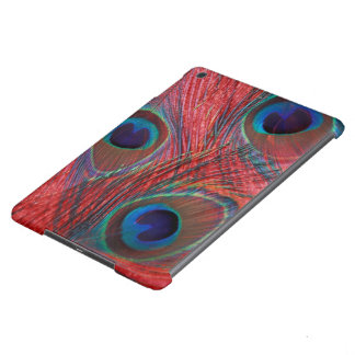 North America, USA, WA, Redmond, Peacock Cover For iPad Air