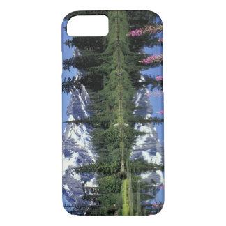 North America, USA, Washington, Heather Meadows iPhone 7 Case