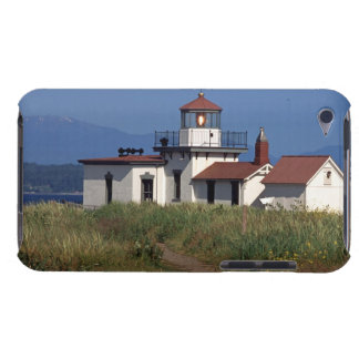 North America, USA, Washington, Seattle West Barely There iPod Case