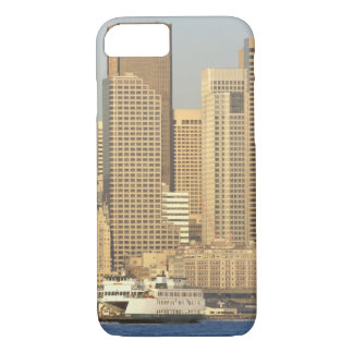 North America, USA, Washington State, Seattle. iPhone 7 Case