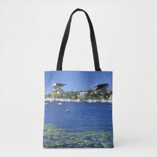 North America, USA, Washington State, Seattle Tote Bag