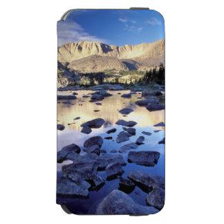 North America, USA, Wyoming, Yellowstone 3 Incipio Watson™ iPhone 6 Wallet Case