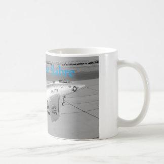 North American F100 Super Sabre Coffee Mug