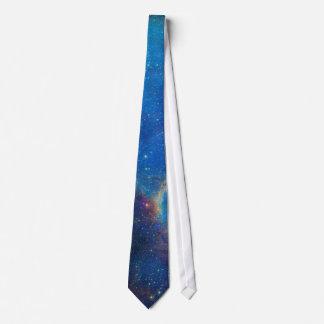 North American Nebula continent NASA Tie